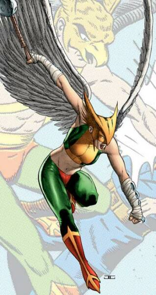 Image of Hawkgirl-1